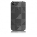 iPhone 4 Gelli Cases (CM011834) Gray